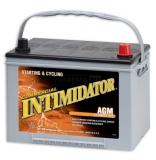 Аккумулятор стартерно-тяговый INTIMIDATOR